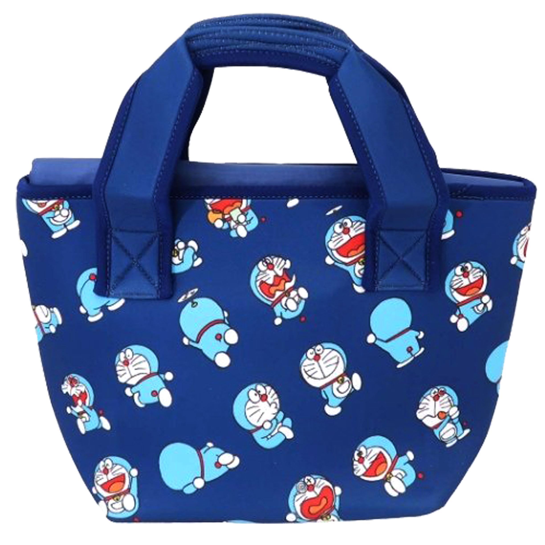 保冷手提餐袋-2 WAY BAG 哆啦a夢 DORAEMON 50週年 三麗鷗 Sanrio 日本進口