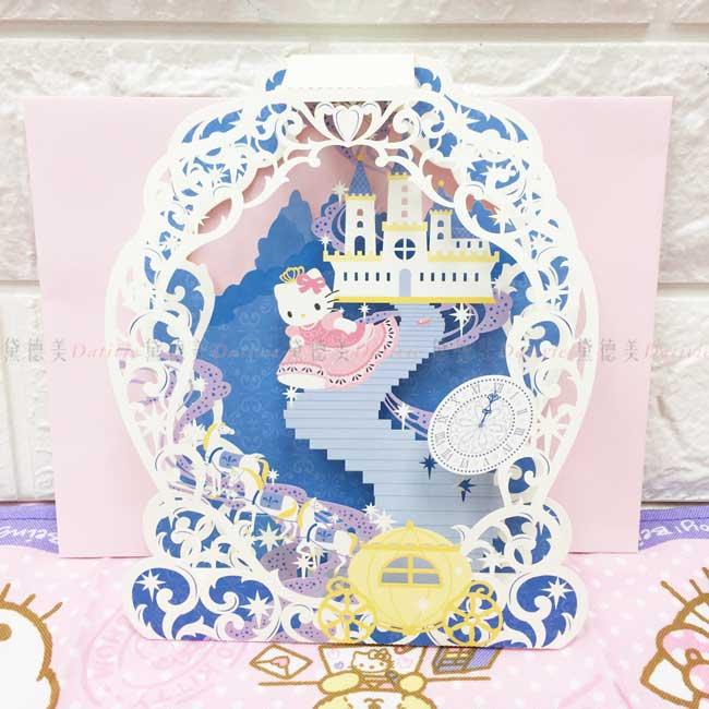 萬用卡 三麗鷗 Hello Kitty 卡片 正版授權