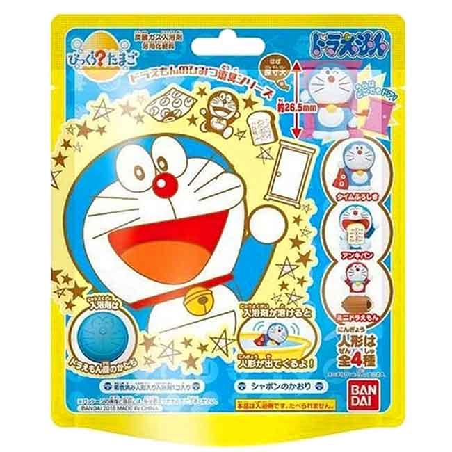 沐浴球 三麗鷗 哆啦A夢 道具系列 DORAEMON 泡澡球 日本進口正版授權