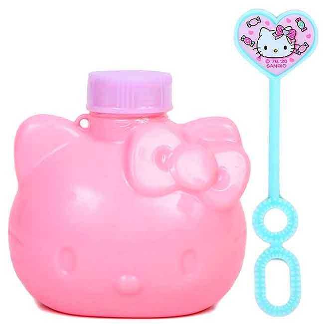 吹泡泡玩具 三麗鷗 Sanrio Hello Kitty 吹泡泡組 日本進口正版授權