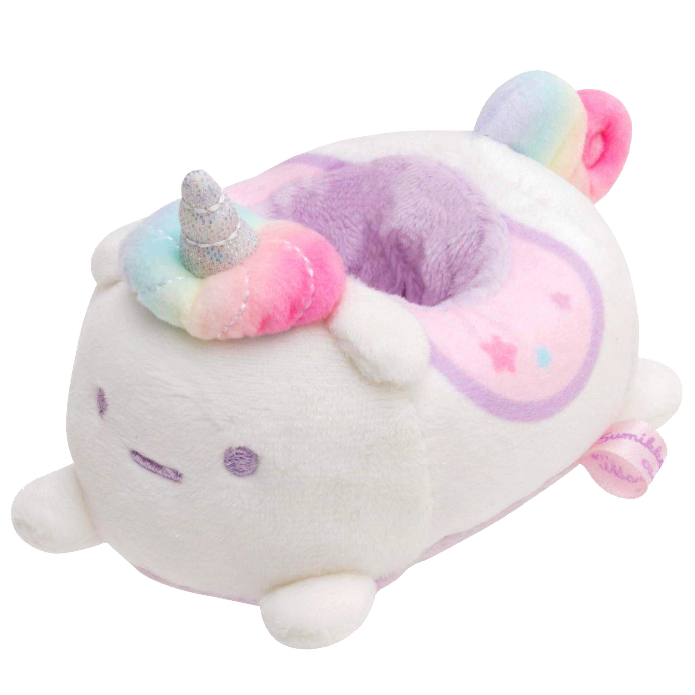 迷你絨毛玩偶娃娃車-角落生物 Sumikkogurashi san-x 日本進口