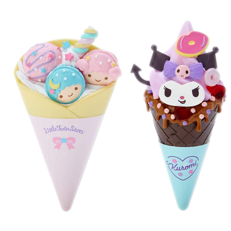三麗鷗 甜點 磁鐵 日本進口