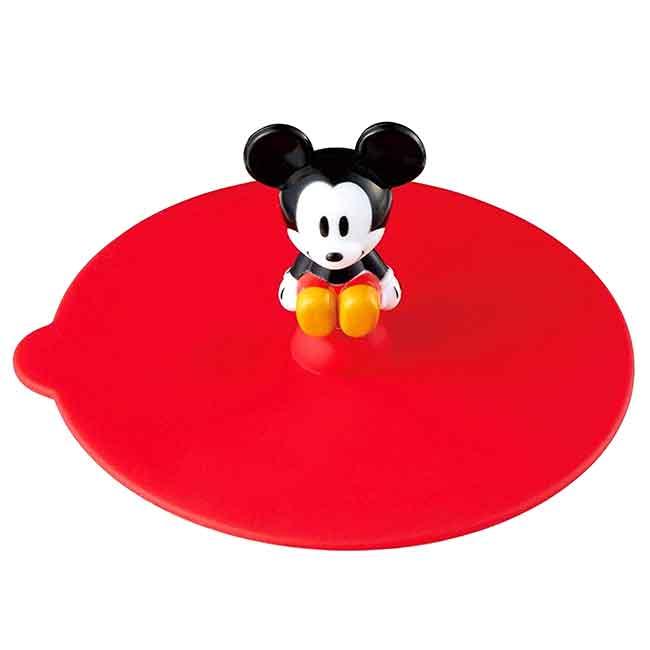 立體造型矽膠杯蓋 迪士尼 米奇 MICKEY MOUSE Skater 造型杯蓋 日本進口正版授權
