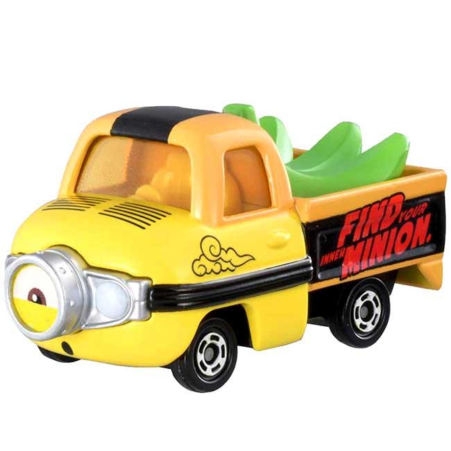 TOMICA 電影版香蕉車 DT 小小兵 玩具車 日本進口正版授權