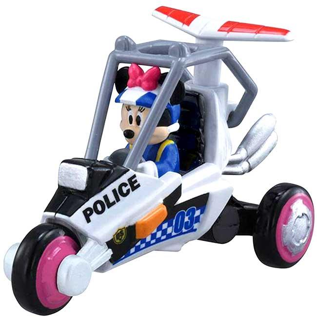 米奇妙妙保衛隊 迪士尼 米妮 TOMICA 多美小汽車 日本進口正版授權