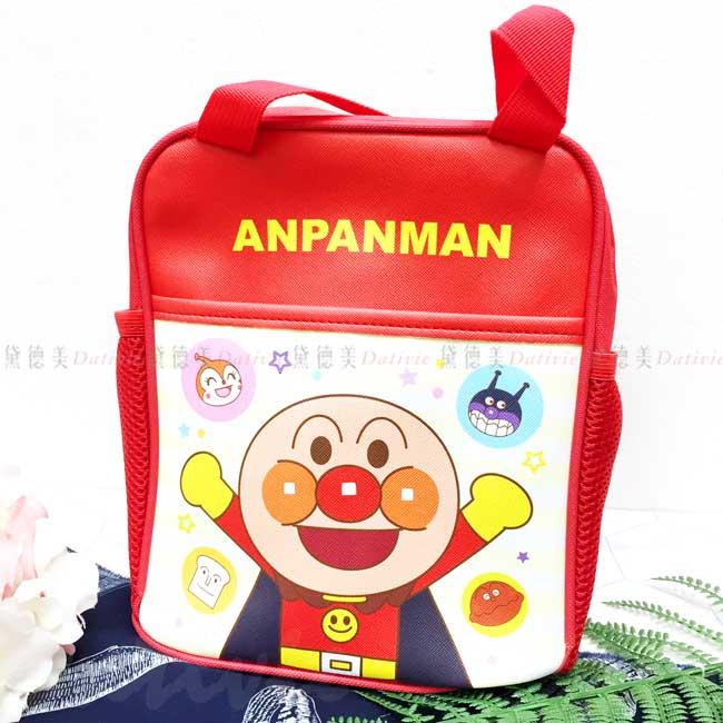 便當袋 麵包超人 ANPANMAN 拉鍊便當提袋 正版授權