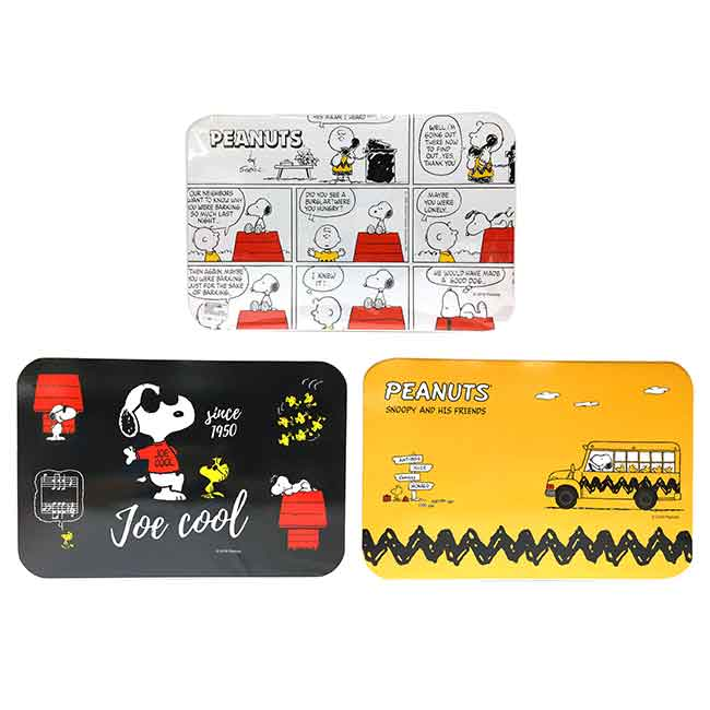 摺疊收納桌 史努比 SNOOPY PEANUTS 摺疊桌 日本進口正版授權