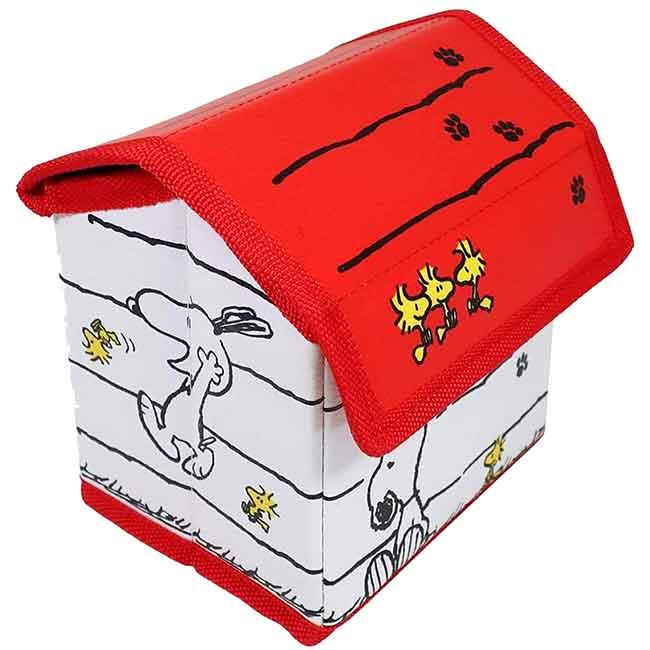 迷你房屋收納箱 史努比 SNOOPY PEANUTS 收納盒 日本進口正版授權