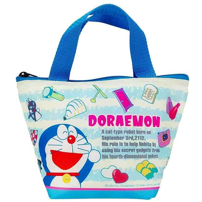小保冷袋 三麗鷗 哆啦A夢 DORAEMON 保冷提包 日本進口正版授權