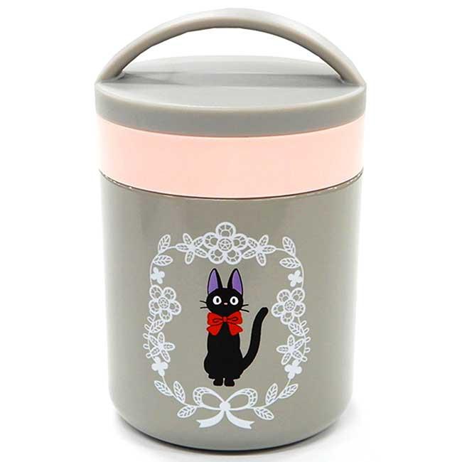 超輕量保溫罐 宮崎駿 吉卜力 JIJI 魔女宅急便 保溫保冷罐 日本進口正版授權