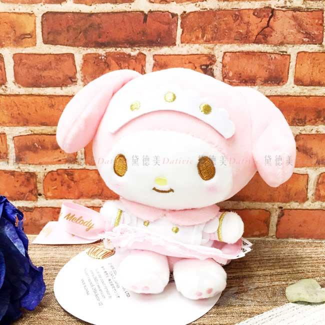 絨毛娃娃吊飾 三麗鷗 Sanrio 美樂蒂 玩偶吊飾 日本進口正版授權