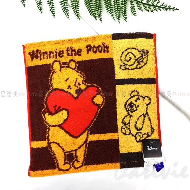 純棉方巾 迪士尼 小熊維尼 Towel Museum 日本毛巾博物館 衛生 除臭 花粉對策 五星毛巾 機能毛巾 日本進口正版授權