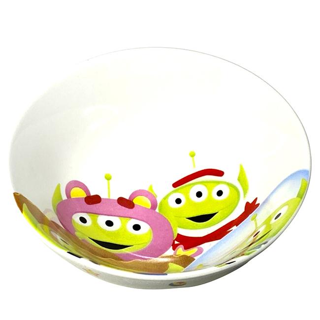 茶碗 迪士尼 玩具總動員 三眼怪 角色扮演 飯碗 餐具 日本進口正版授權