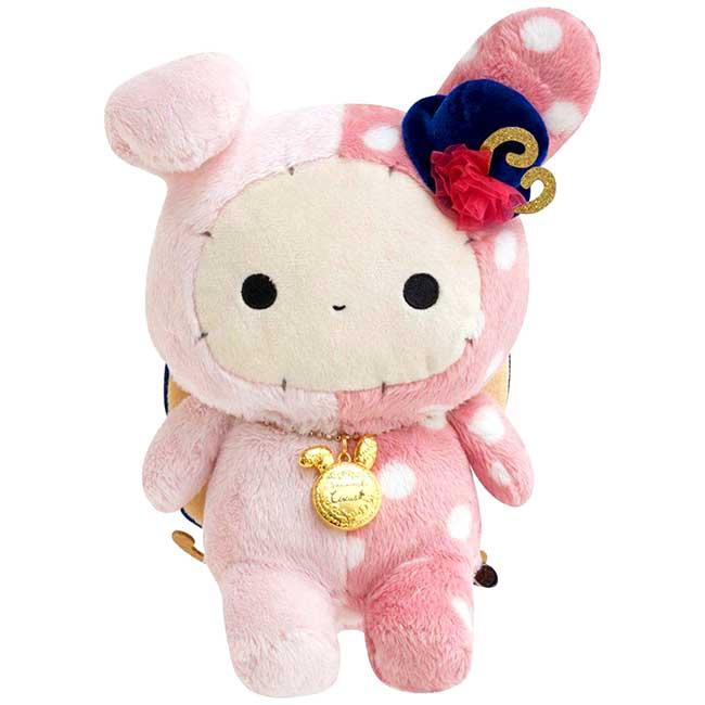 絨毛娃娃 SAN-X 憂傷馬戲團 蝴蝶 Sentimental Circus 玩偶 日本進口正版授權