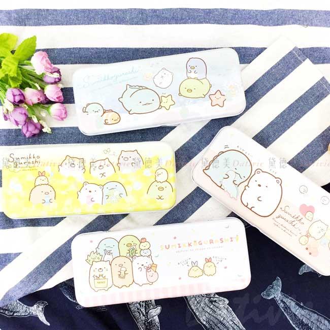 鐵筆盒 san-x 角落生物 sumikko gurashi 鉛筆盒 正版授權