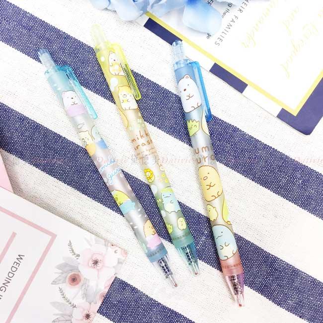 果凍中性藍筆 SAN-X 角落小夥伴 sumikko gurashi 原子筆 正版授權