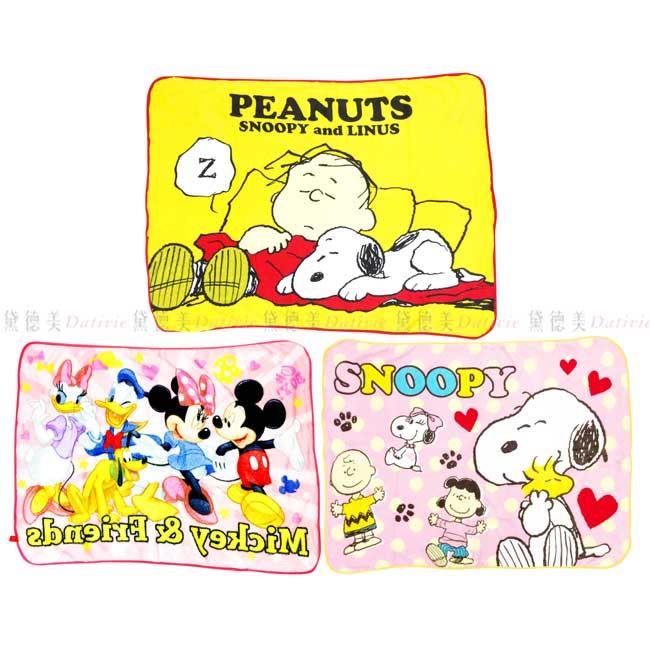 小毛毯 史努比 SNOOPY PEANUTS 小蓋被 日本進口正版授權