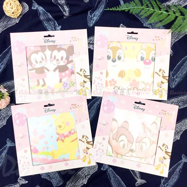 滑鼠墊 迪士尼 米奇米妮 小熊維尼 小鹿斑比 多功能墊板 正版授權