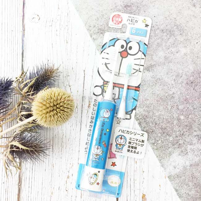 電動牙刷 日本 三麗鷗 哆啦A夢 DORAEMON 牙刷 日本進口正版授權