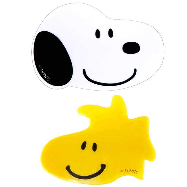 造型防水矽膠止滑墊組2入 史努比 SNOOPY PEANUTS 止滑矽膠墊 日本進口正版授權