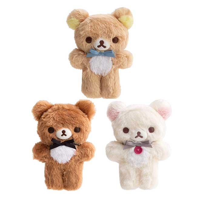 絨毛娃娃 S san-x 拉拉熊 懶懶熊 小小熊拿鐵系列 Rilakkuma 玩偶 日本進口正版授權