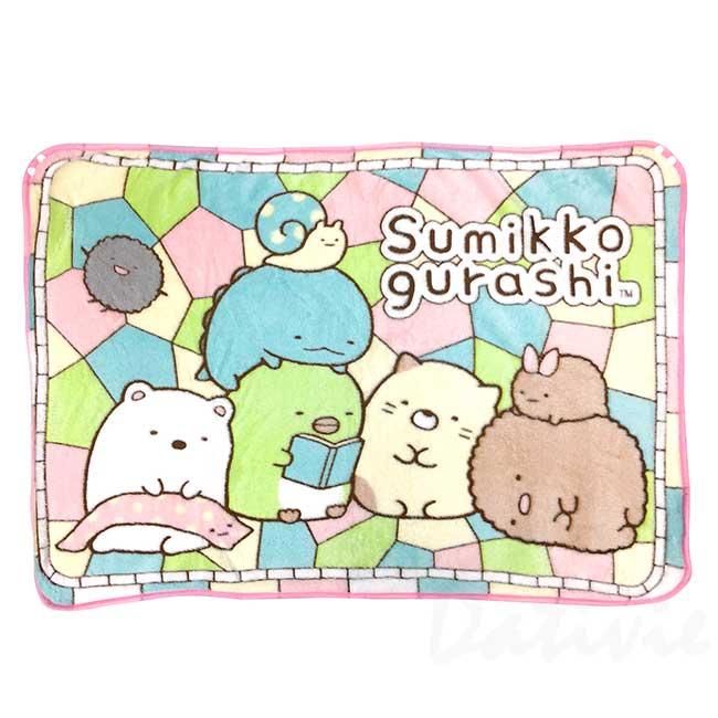 披肩毯 SAN-X 角落小夥伴 sumikko gurashi 被子 日本進口正版授權