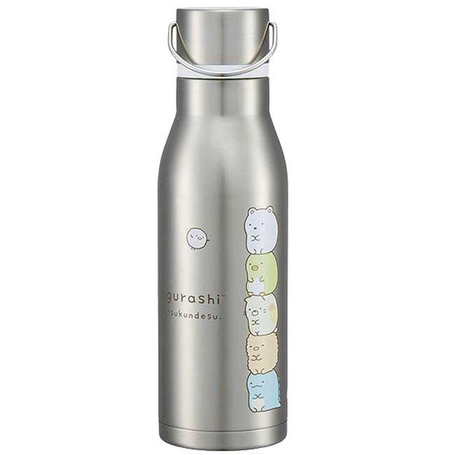 不鏽鋼保溫瓶 SAN-X 角落小夥伴 SKATER 水壺 日本進口正版授權