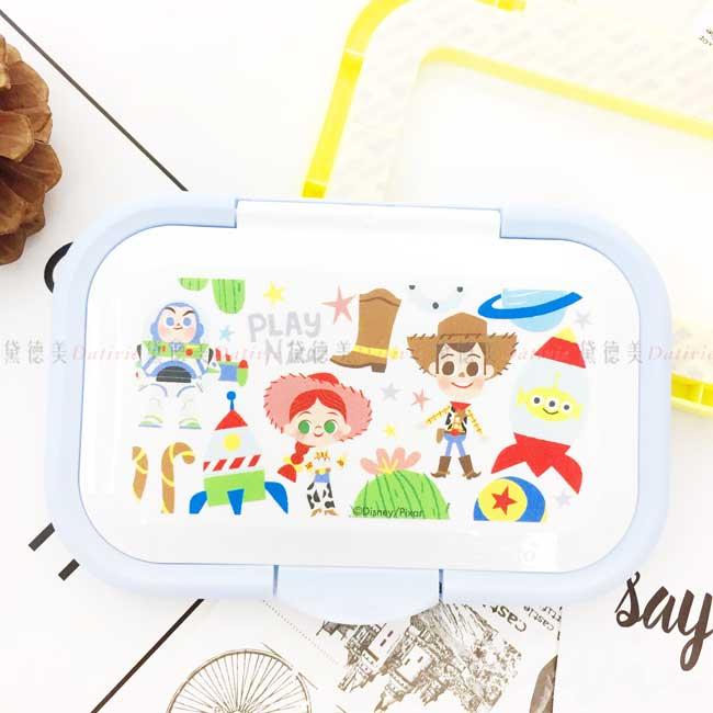 濕紙巾黏貼蓋 日本 迪士尼 皮克斯 玩具總動員 日本進口正版授權