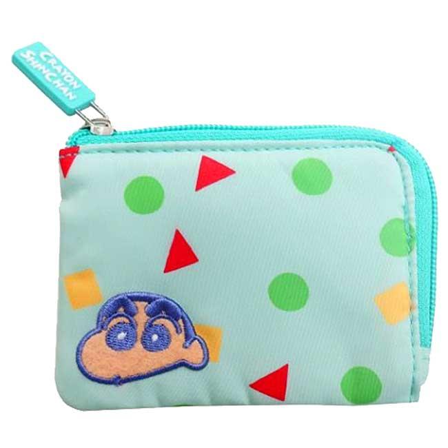 票卡零錢包 蠟筆小新 睡衣 Crayon Shin Chain クレヨンしんちゃん 票夾 日本進口正版授權