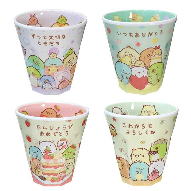 壓克力水杯 san-x 角落小夥伴 sumikko gurashi 杯子 日本進口正版授權