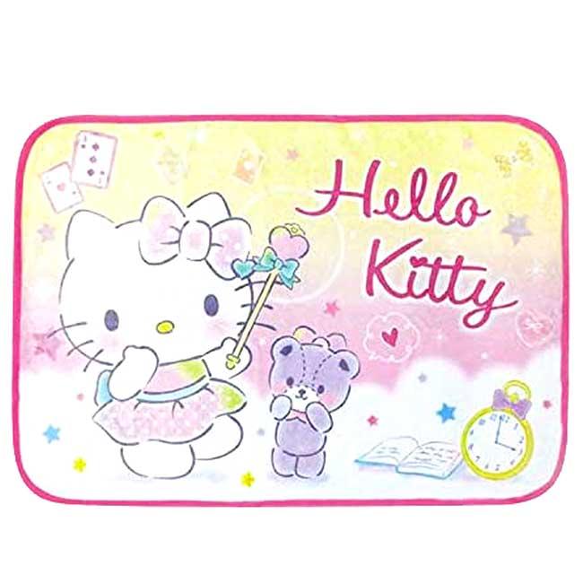 小毛毯 三麗鷗 凱蒂貓 HELLO KITTY Sanrio 毯子 日本進口正版授權