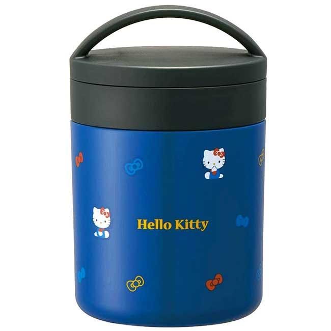超輕量悶燒罐 三麗鷗 凱蒂貓 SKATER Delica Pot 保溫保冷罐 日本進口正版授權