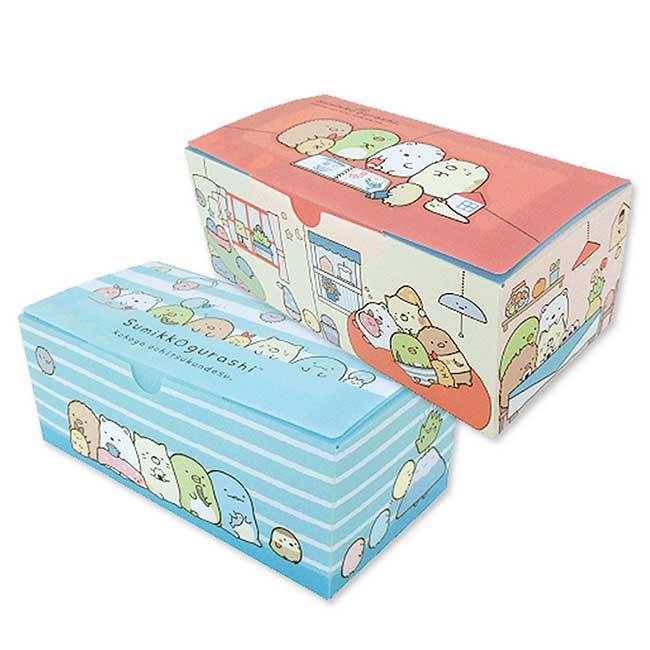 摺疊口罩盒 san-x 角落生物 Sumikkogurashi 口罩收納盒 日本進口正版授權
