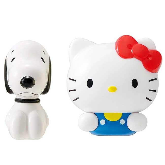 造型立體磁鐵 三麗鷗 凱蒂貓 史努比 HELLO KITTY 造型磁鐵 日本進口正版授權