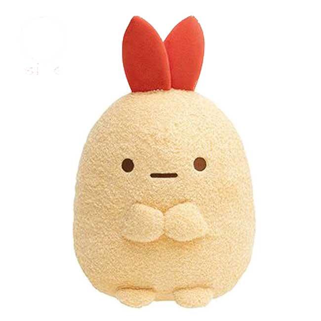 角落炸蝦尾巴絨毛玩偶L san-x 角落小夥伴 娃娃 日本進口正版授權