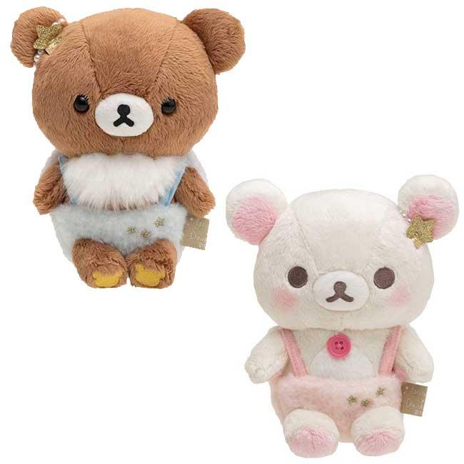 拉拉熊天使絨毛玩偶 SAN-X 懶懶熊 白熊 蜜糖熊 娃娃 日本進口正版授權