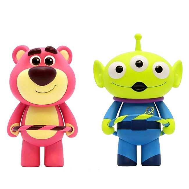 角色公仔 迪士尼 皮克斯 玩具總動員 熊抱哥 三眼怪 造型公仔 日本進口正版授權
