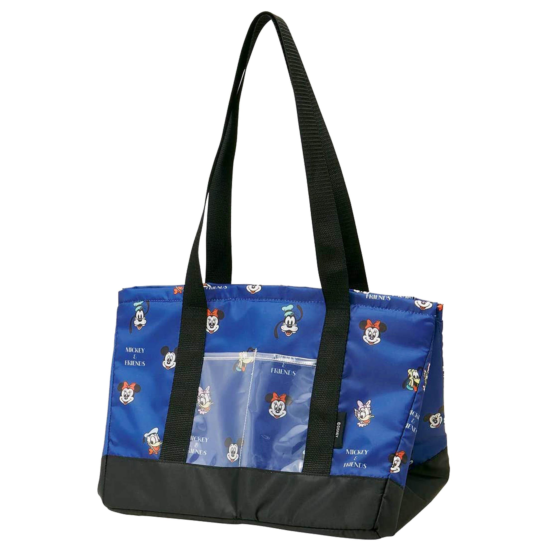 保冷大提袋 24L 米奇和他的朋友們 SKATER MICKEY 迪士尼 DISNEY 保溫袋 購物袋 日本進口正版授權