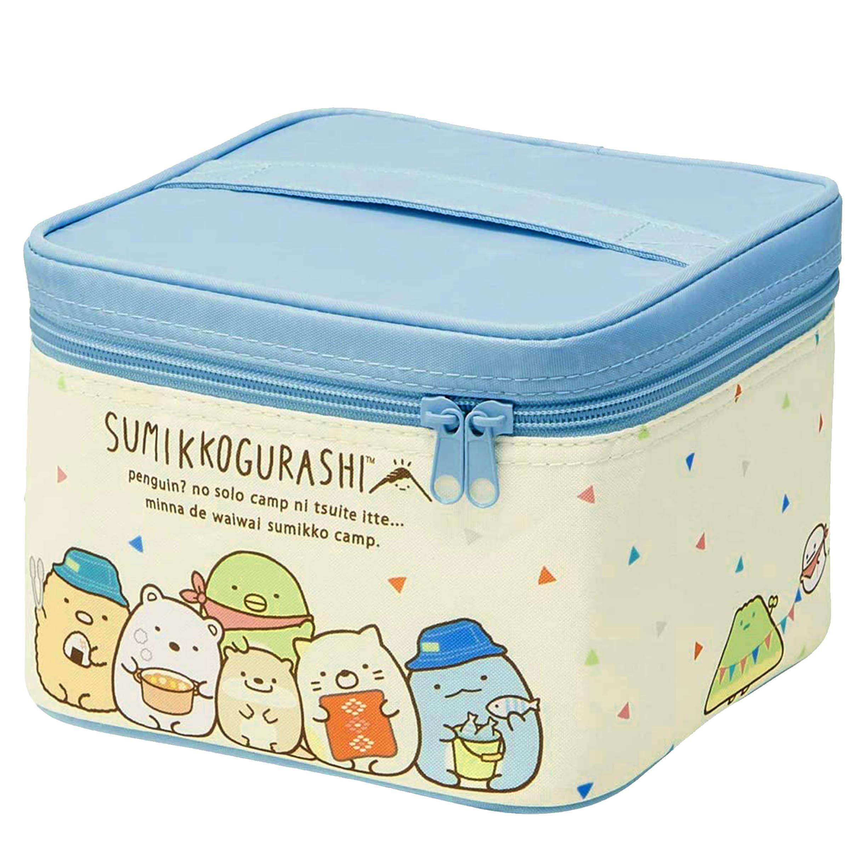 保鮮盒附保冷袋 SKATER 角落生物 Sumikkogurashi san-x 角落小夥伴 保冷提袋 日本進口正版授權