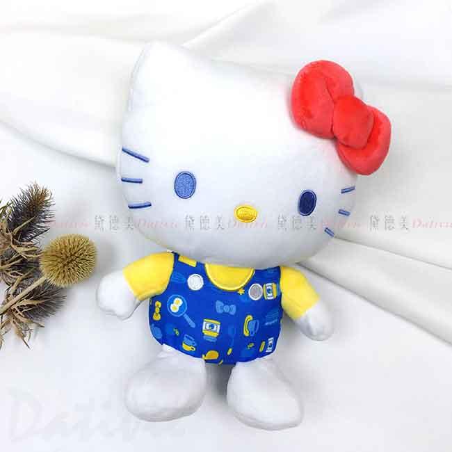 絨毛娃娃 凱蒂貓 HELLO KITTY 三麗鷗 Sanrio Original 日本進口正版授權