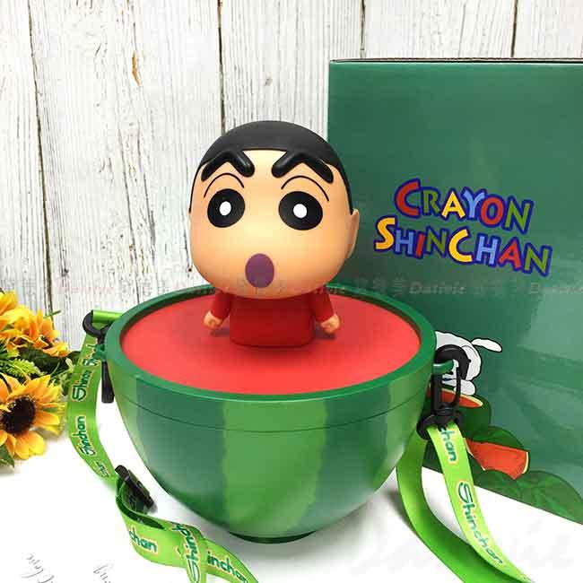 存錢筒 爆米花筒 零食筒 蠟筆小新 クレヨンしんちゃん Crayon Shin Chain 正版授權