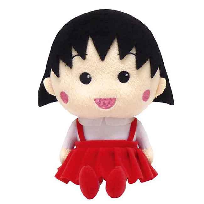玩偶 櫻桃小丸子 ちびまる子ちゃん Chibi Maruko Chan 娃娃 日本進口正版授權