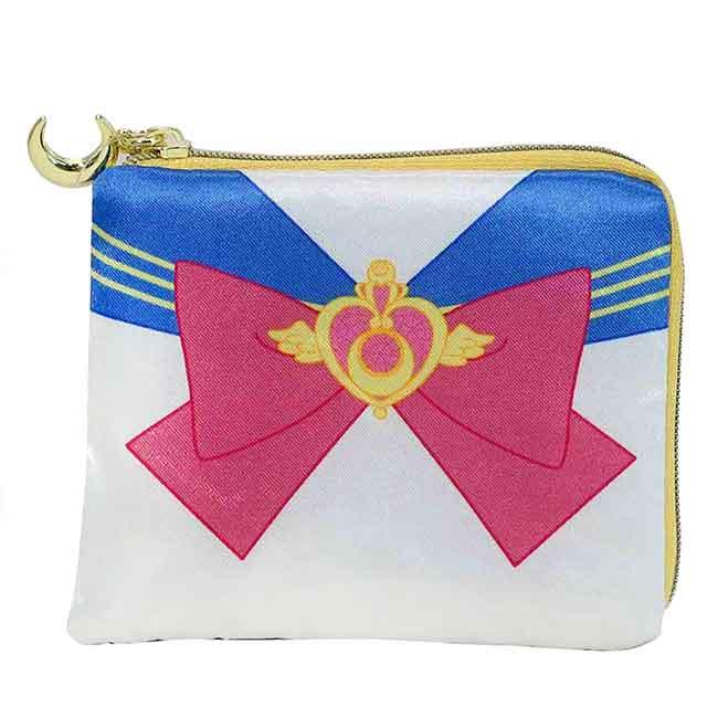 零錢包 美少女戰士 セーラームーン Sailor Moon SM 拉鍊錢包 日本進口正版授權