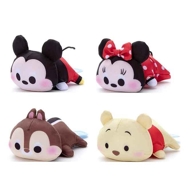 沙包玩偶 迪士尼 米奇米妮 小熊維尼 奇奇蒂蒂 造型沙包 日本進口正版授權