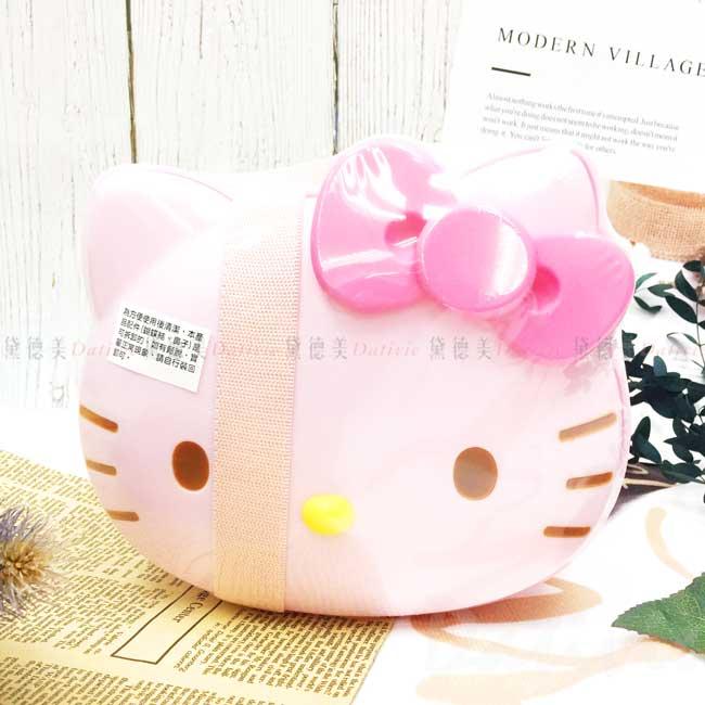 KITTY造型便當盒 三麗鷗 凱蒂貓 KT 餐盒 正版授權