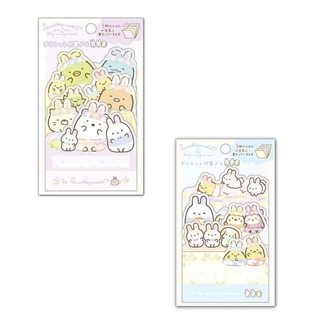 角落小夥伴造型便條紙 日本 san-x 角落生物 MEMO紙 日本進口正版授權