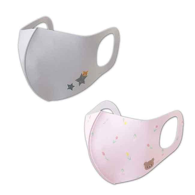拉拉熊口罩(大人用) San-x 懶懶熊 拉拉熊 成人口罩 日本進口正版授權