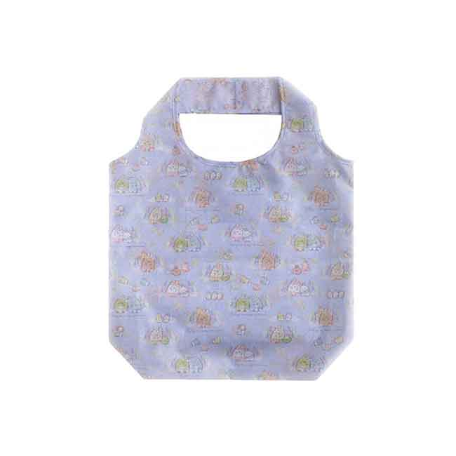 角落小夥伴收納購物袋 SAN-X 角落生物 環保購物袋 日本進口正版授權