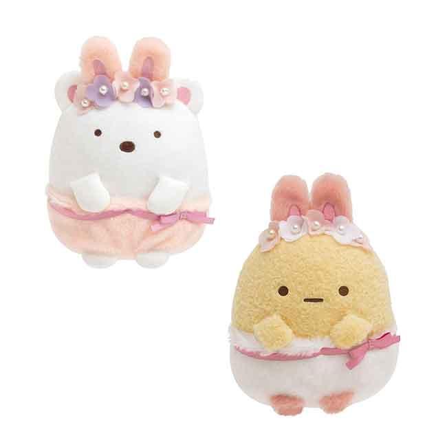 角落小夥伴絨毛娃娃 san-x 角落生物 炸蝦 白熊 玩偶 日本進口正版授權