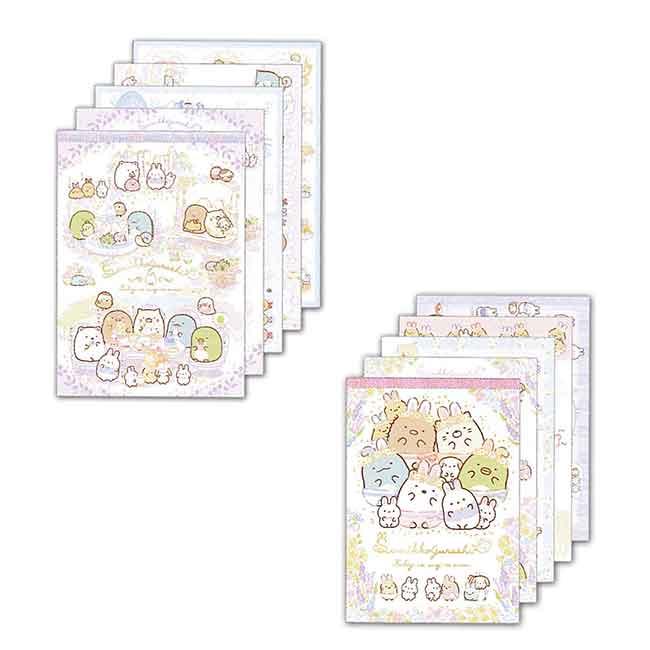 角落小夥伴便條本(大) 日本 角落生物 memo紙 日本進口正版授權